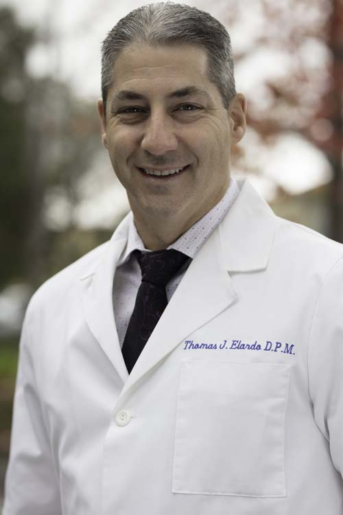Thomas J  Elardo, Podiatrician - Los Gatos | Foot and Ankle